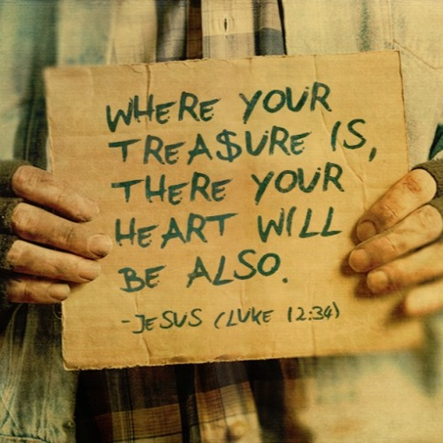Luke 12:32-48