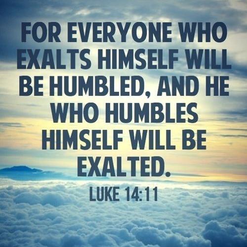 Luke 14:1, 7-14