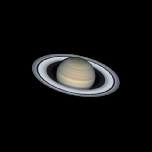 7/15/19 - Saturn's Close Approach