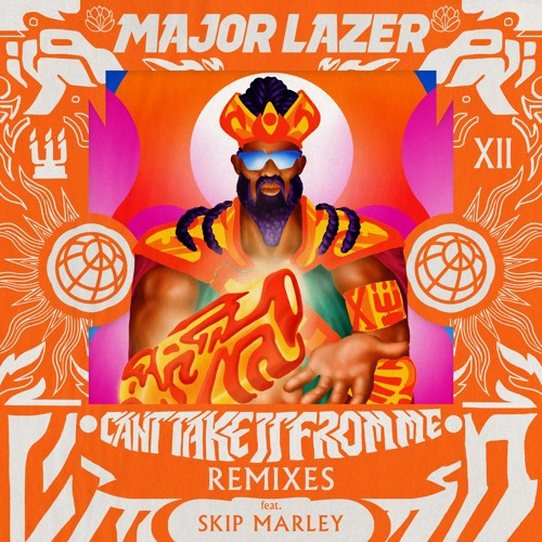 Major Lazer - Can't Take It From Me (YehMe2 Remix)