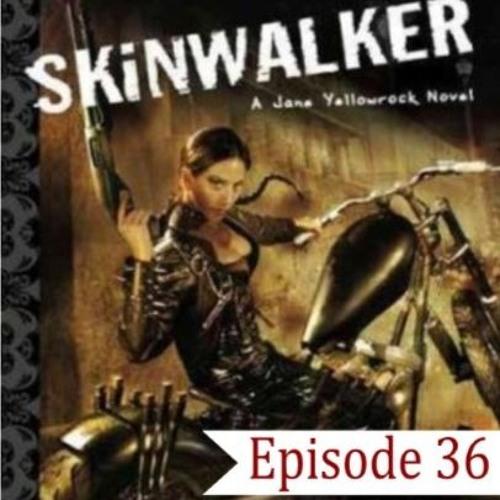 36 - Skinwalker by Faith Hunter