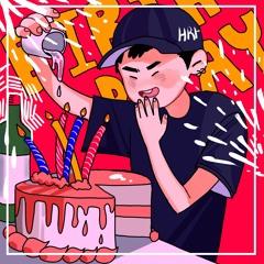 나 치해떠 오늘 #06irthday-! (Feat. J.yung)