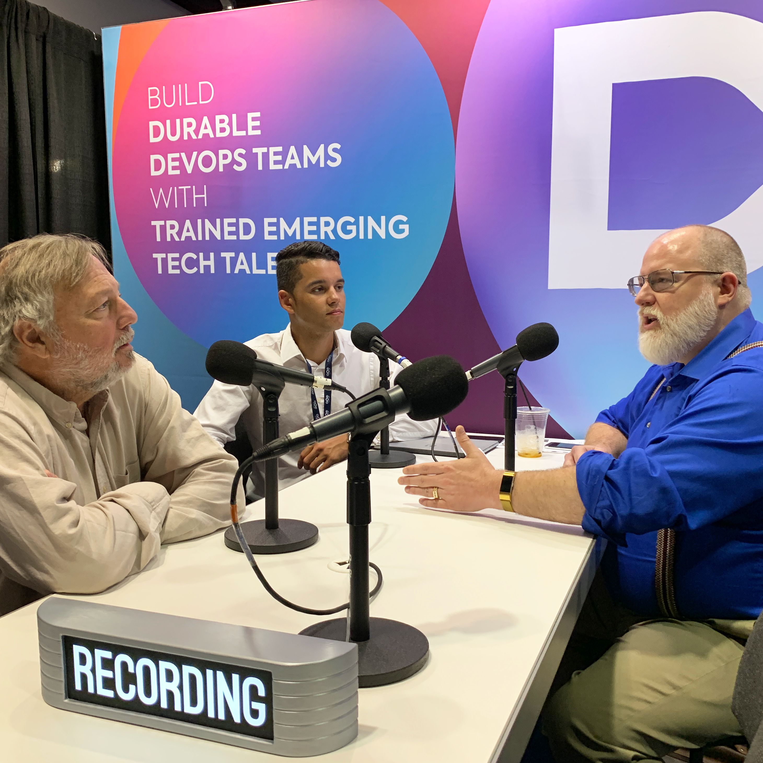 Durable DevOps Podcast Ep.3 with Gordon Haff From Red Hat