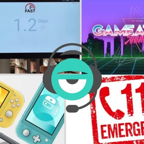 3 στον αέρα S02E44: Wind 5G, 112, BlackBerry, HBO, Switch Lite και...Gameathlon