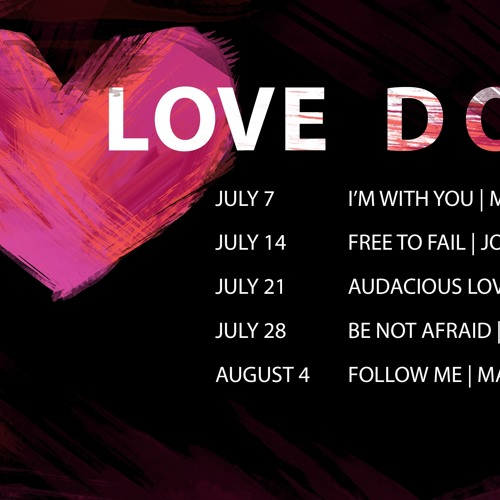 Love Does: Free to Fail | John 21:15-19 | Sermon by Pastor Amy