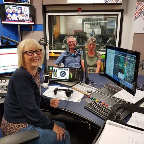 Radio BBC Suffolk Lesley Dolphin - 2019 - 07 - 16