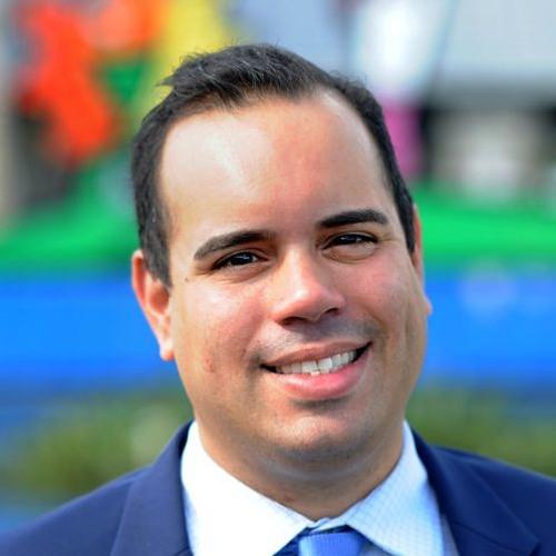 07/15/2019 - Miami Commission candidate Eleazar Melendez