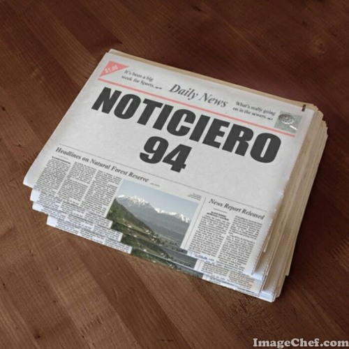 NOTICIERO 94 DIAMARS JULIE 16 --2019