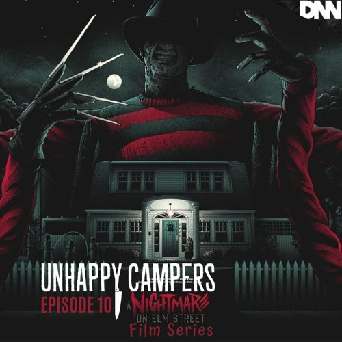 Unhappy Campers 10. A Nightmare on Elm Street Film Series