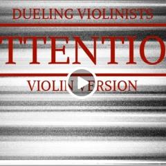 Attention [violin version] - Charlie Puth