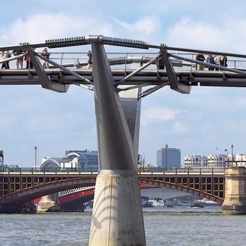 The Third Age - Millennium Bridge