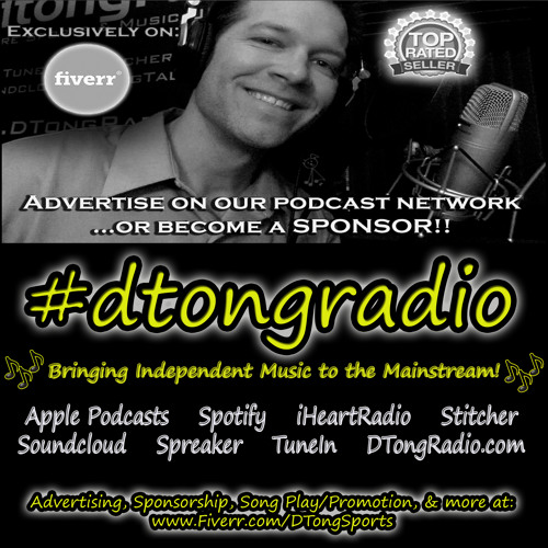 The BEST Indie Music on #dtongradio - Powered by Fiverr com