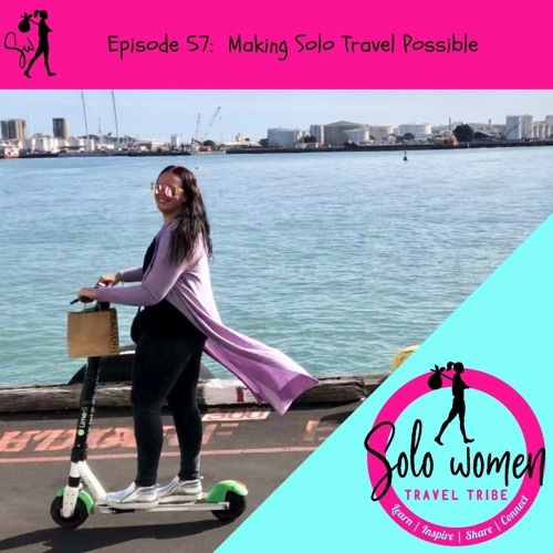 057: Making solo travel possible