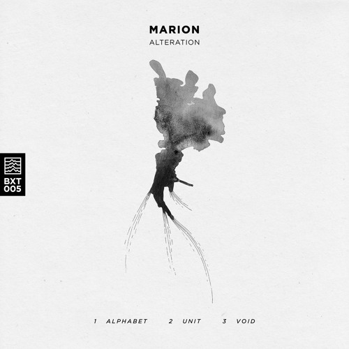 marion - Alteration [BXT005]