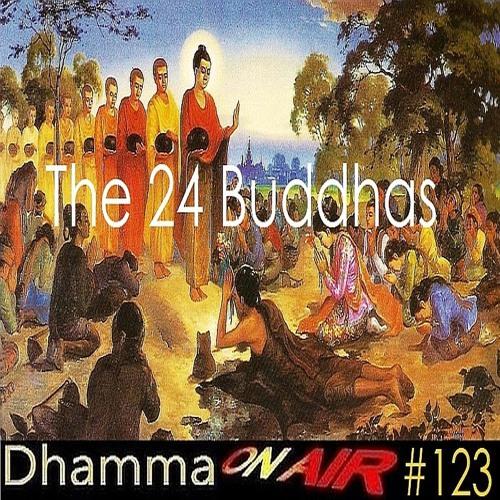 DOA #123 The 24 Buddhas