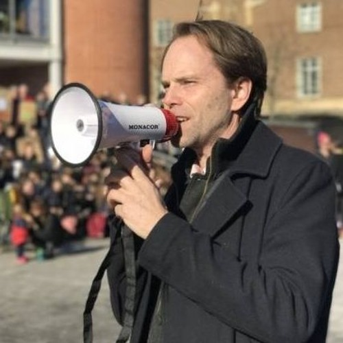Rupert Read of Extinction Rebellion on Radio 4's Today