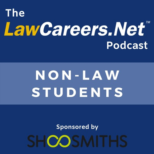 Episode 7: non-law students