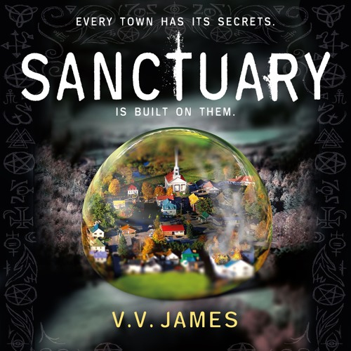 Sanctuary by V. V. James, read by Laurel Lefkow, Rachel Handshaw and Patricia Rodriguez