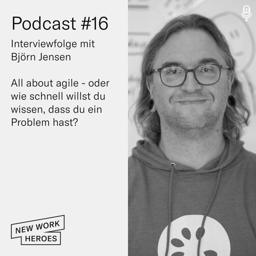 #16 All about Agile - Interviewfolge mit Björn Jensen