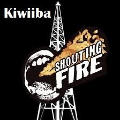 Broadcasting Live on Shouting Fire Radio *Tuesday 16*