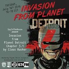 SITH Invasion From Planet Detroit 003.1 Podcast