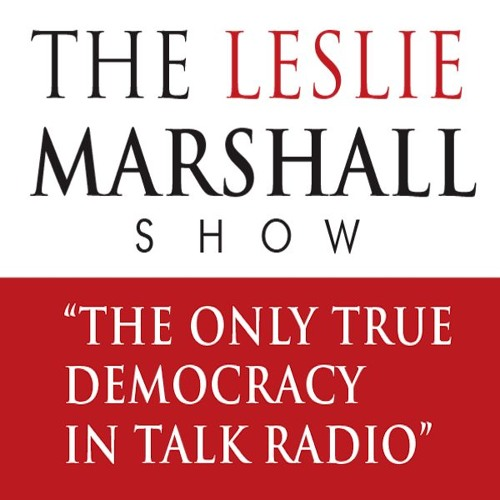 The Leslie Marshall Show - 7/17/19 - Exposing Trump's Racism