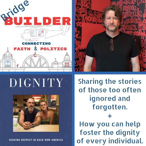 """Chris Arnade on his book, """"Dignity: Seeking Respect in Back Row America"""""""