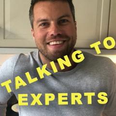 Talking to Experts # 34 CYKLA JORDEN RUNT med Calle Wollgård