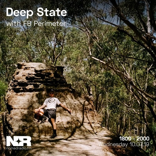 Deep State w/ FB Perimeter on Nomad Radio - 10th of July by