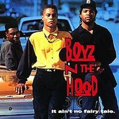 Boyz n da hood ft D. Mose