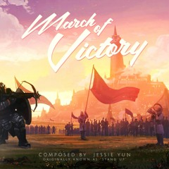 March Of Victory - Jessie Yun