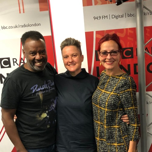 BBC Radio London with Carrie and David Grant 13 July 2019