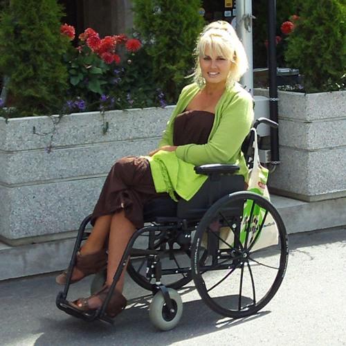 The Locked-In Traveler: Wheelchair Traveling