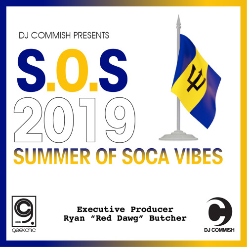 SOS Vibes CropOver 2019