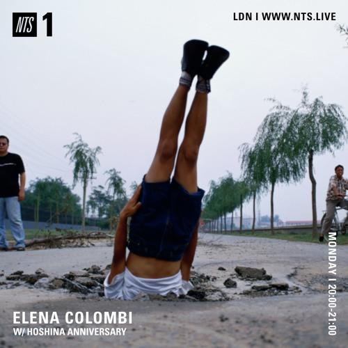 Elena Colombi 15/07/19 - NTS Radio