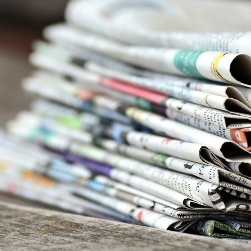 Headlines and headliners...