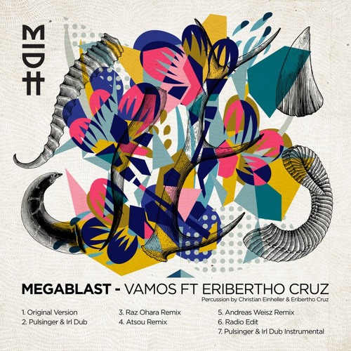 Megablast - Vamos ft. Eribertho Cruz [Madorasindahouse Records] [MI4L.com]