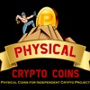 Physical Crypto Coins | Tangible Crypto