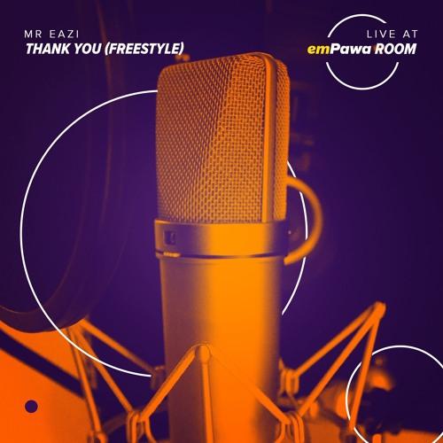 Mr Eazi - Thank You (Acoustic) [Live at emPawa Room)