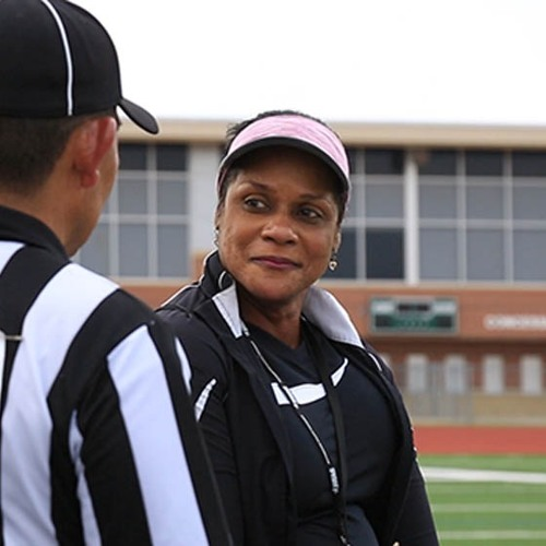 Meet Annice Canady, First Ever Female NCAA Official