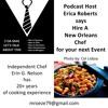 Chef E @OEzMoney Speaks with Host Erica Roberts @2DaMaxRecords