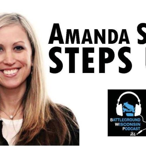 Amanda Stuck steps up