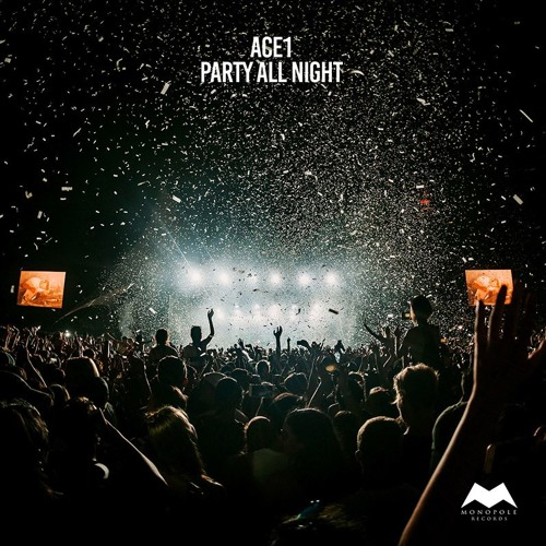ACE1 - Party All Night(Original Mix)【Supported by UMMET OZCAN】