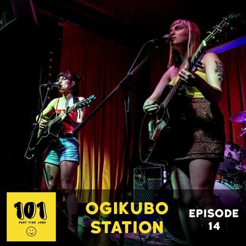 Ogikubo Station (Megan and Maura)