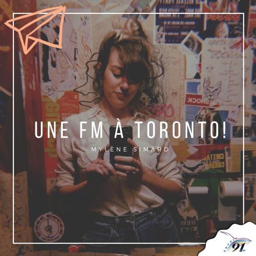 Une FM à Toronto! : Mylène Simard