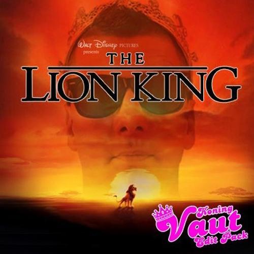 The Lion King - Koning Vaut Edit Pack