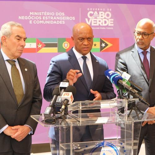 Conferência de Imprensa - XXIV Reunião do Conselho de Ministros
