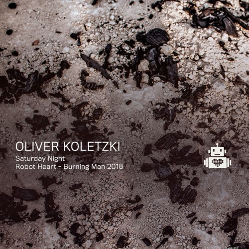 Oliver Koletzki - Robot Heart - Burning Man 2018