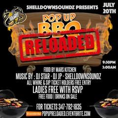 Pop Up BBQ Reloaded Promo CD