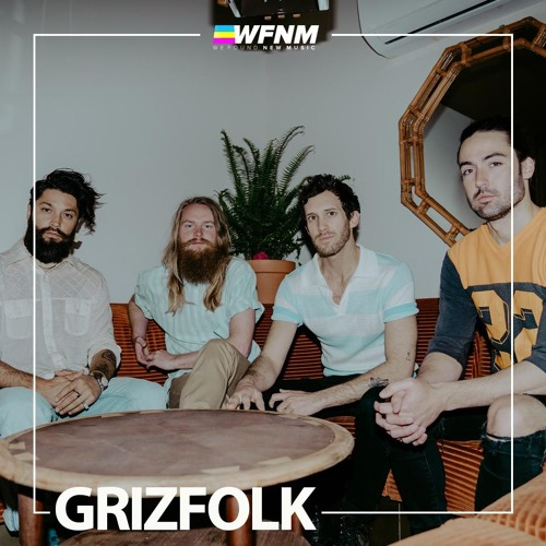 GRIZFOLK - 'Heavy Crown' (Live) - WE FOUND NEW MUSIC With Grant Owens